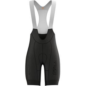 SQlab ONE12 Bib Short Herren schwarz/weiß